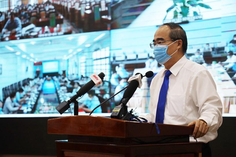 TP. Hồ Chí Minh vẫn giữ được khí thế, trách nhiệm với cả nước