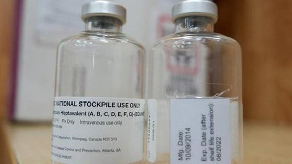 Thuốc giải độc tố Botulinum