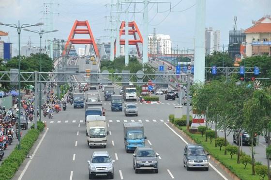 Đường Phạm Văn Đồng đã góp phần làm giảm ùn tắc giao thông. Ảnh: CAO THĂNG