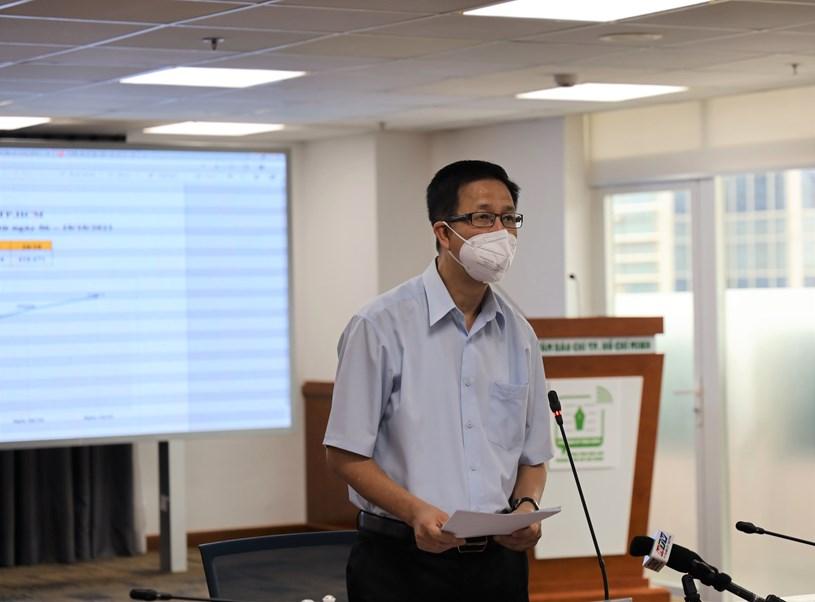 Phó Ban chỉ đạo Phạm Đức Hải cho biết có 05 mặt được và 03 hạn chế sau 10 ngày thực hiện Chỉ thị 18 của UBND TP