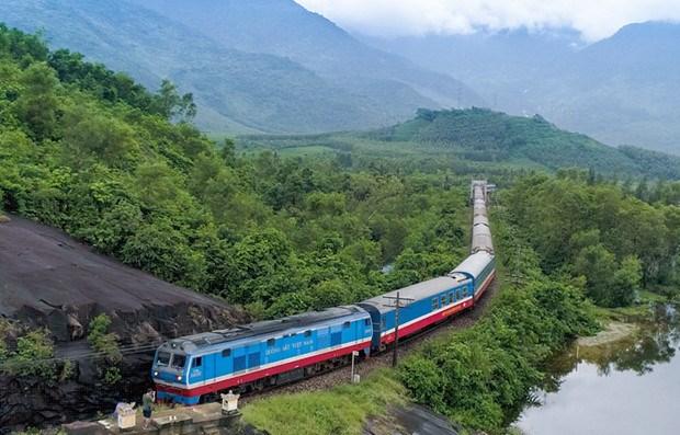 Ngànhđường sắtsẽ chạy thêm nhiều đoàn tàu tuyến Sài Gòn-Nha Trang. (Ảnh: Minh Sơn/Vietnam+)