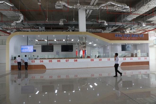 Hiện các tuyến từ Quảng Trị trở ra Bắc sẽ khởi hành tại Bến xe Miền Đông mới