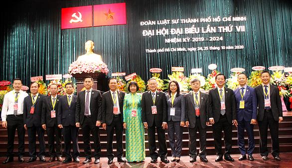 Ban chủ nhiệm Đoàn Luật sư TP HCM nhiệm kỳ 2019-2024